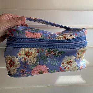 Cute floral make-up bag